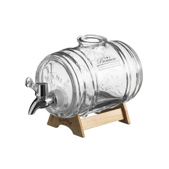 Kilner 1L Barrel Dispenser