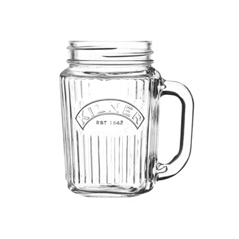 Kilner 400ml Vintage Handled Jar
