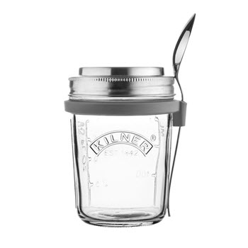 Kilner Breakfast Jar Set 350ml