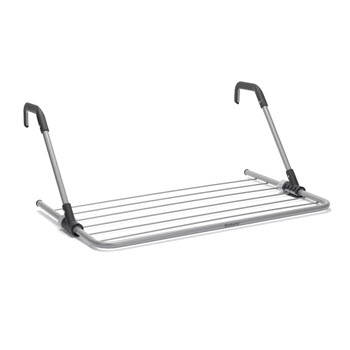 Brabantia Hanging Drying Rack Metallic Grey 4.5m