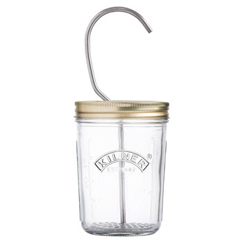 Kilner Mayonnaise & Sauce Jar Set 350ml