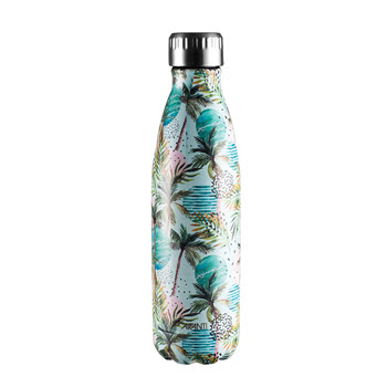 Avanti Fluid Vacuum Bottle Palm Trees 500ml