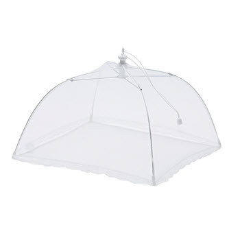 Avanti Square 30cm Nylon Net Food Cover