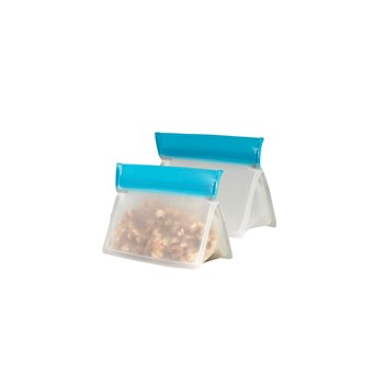 Avanti Reusable Vinyl Snack Bag 125ml Set of 2