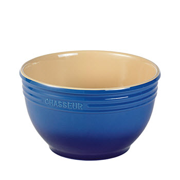 Chasseur 3.5L Mixing Bowl Blue