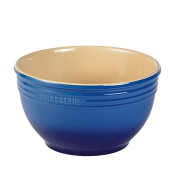 Chasseur 7L Mixing Bowl Blue
