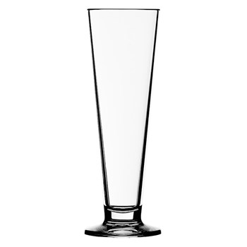 Strahl Design & Contemporary Footed Pilsner Glass 414ml