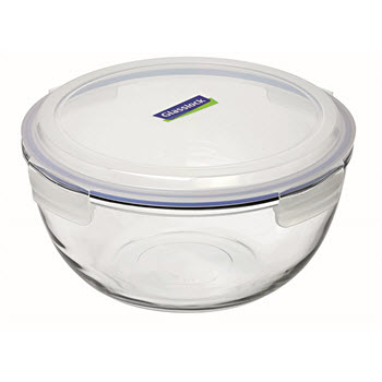 Glasslock 6L Mixing/Storage Tempered Glass Bowl