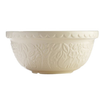 Mason Cash In The Forest Fox Mixing Bowl 4L Cream