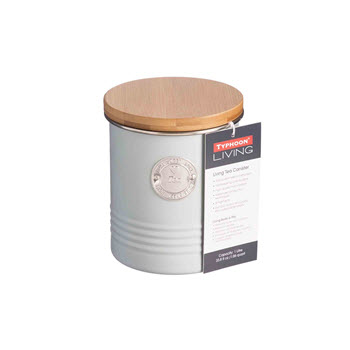 Typhoon 1L Living Tea Canister Blue