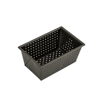 Bakemaster Perfect Crust Non-Stick Box Sided Loaf Pan 15 x 10cm