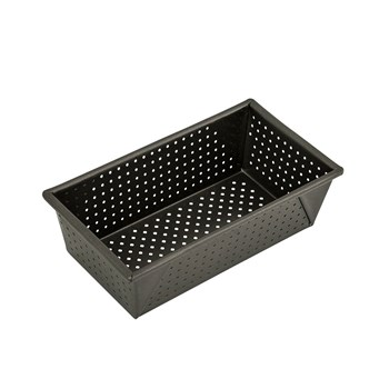 Bakemaster Perfect Crust Non-Stick Box Sided Loaf Pan 22 x 12cm
