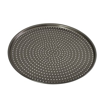 Bakemaster Perfect Crust Non-Stick Pizza Crisper Tray 32cm