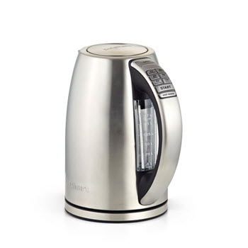 Cuisinart PerfecTemp 1.7L Programmable Kettle
