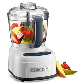 Cuisinart Mini Prep Food Processor White