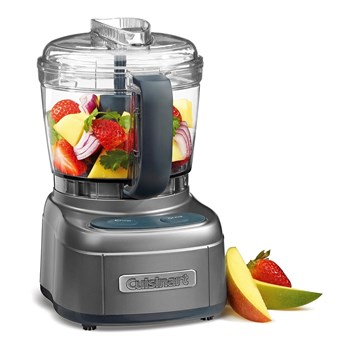Cuisinart Mini Prep Food Processor Gunmetal Grey