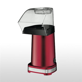 Cuisinart Red Hot Air Popcorn Machine