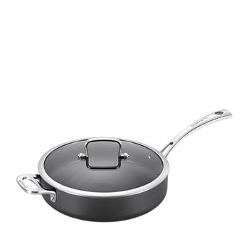 Cuisinart Chef iA+ 30cm Saute Pan Hard Anodised