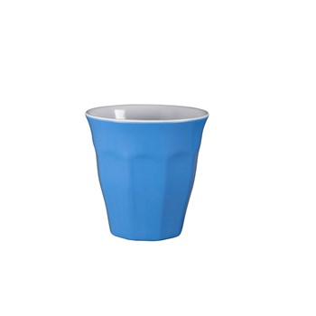Serroni Café Melamine Single Tone Cup 260ml Cornflower Blue