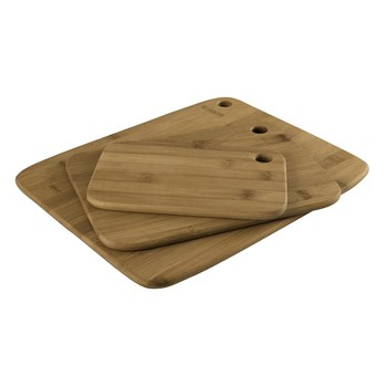 Peer Sorensen 3-Piece Long Grain Bamboo Boards Set