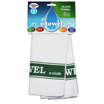 E-Cloth High Performance E Towel Glass Towel