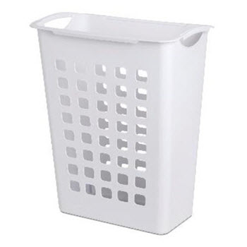 Sterilite White Sorting Hamper