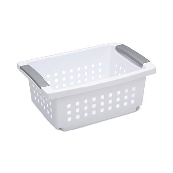 Sterilite Small Stack Basket 31cm White