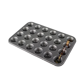 Kates Kitchen Mini Muffin Pan 24 Cup