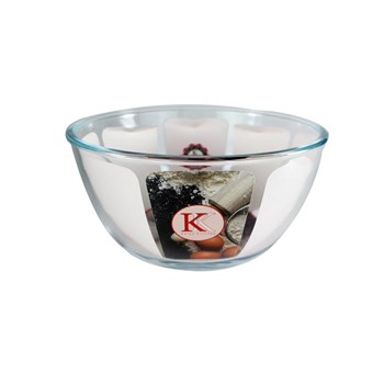 Kates Kitchen Glass Mixing Bowl 1L