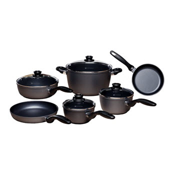 Swiss Diamond Cookset 6 Piece