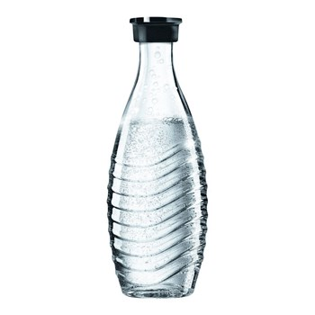 SodaStream Glass Carafe Bottle 600ml Clear