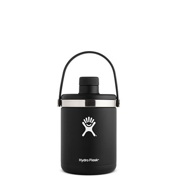 Hydro Flask Oasis Stainless Steel Insulated Drink Bottle 1.9L/64oz Black