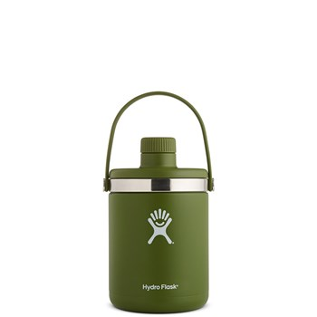 Hydro Flask Oasis Stainless Steel Insulated Drink Bottle 1.9L/64oz Olive Green