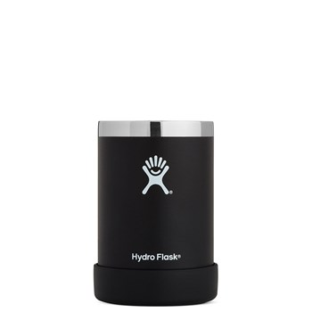 Hydro Flask Stainless Steel Insulated Cooler Cup with Sleeve 355ml/12oz Black
