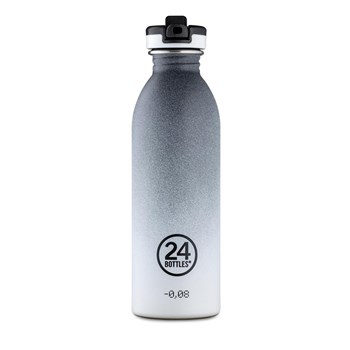 24Bottles Athleisure Collection Urban Bottle with Sport Lid Stainless Steel Drink Bottle 500ml  Temp