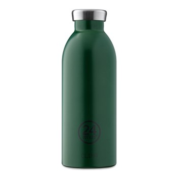 24Bottles Earth Collection Clima Bottle Stainless Steel Drink Bottle 500ml  Jungle Green