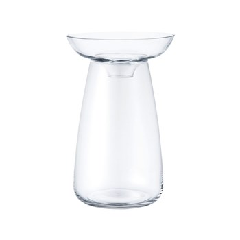 Kinto Aqua Culture 2 Piece Vase Large Clear 830ml