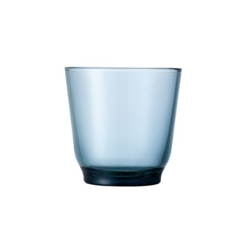 Kinto Hibi Glass Tumbler 220ml Blue