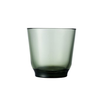Kinto Hibi Glass Tumbler 220ml Green