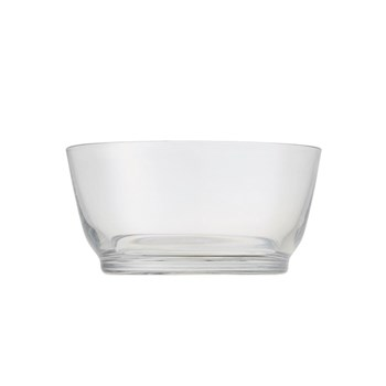 Kinto Hibi Glass Bowl 12.5cm Clear