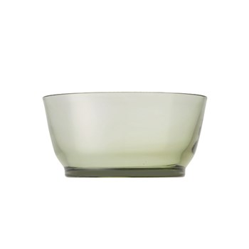 Kinto Hibi Glass Bowl 12.5cm Green