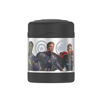 Thermos FUNtainer Stainless Steel Vacuum Insulated Food Jar 290ml Avengers