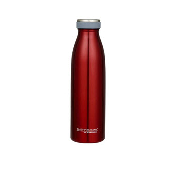 THERMOcafe 500ml Vacuum Insulated Bottle  - Red