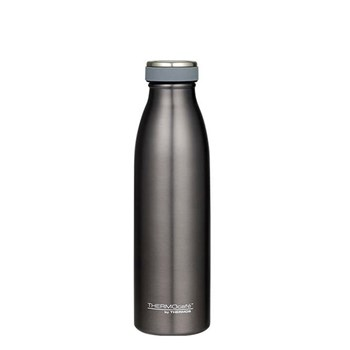 THERMOcafe 500ml Vacuum Insulated Bottle  -Smoke