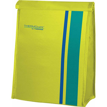THERMOcafe Lime Green Lunch Sack