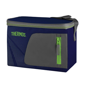 Thermos Radiance Dark Blue 6 Can Soft Cooler
