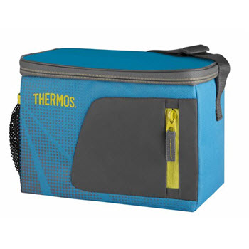 Thermos Radiance Light Blue 6 Can Soft Cooler