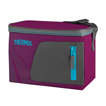 Thermos Radiance Pink 6 Can Soft Cooler