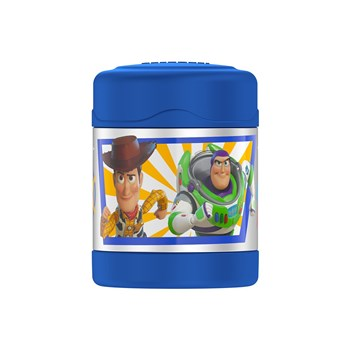 Thermos FUNtainer Stainless Steel Vacuum Insulated Food Jar 290ml Toy Story 4