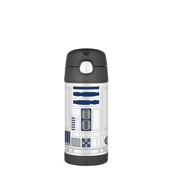 Thermos FUNtainer 355ml Drink Bottle Star Wars R2D2